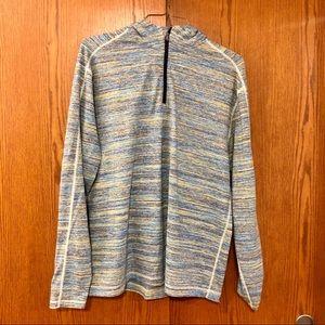 Lululemon Men's Half ZIP Pullover Top